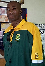 Thabo Letsebe